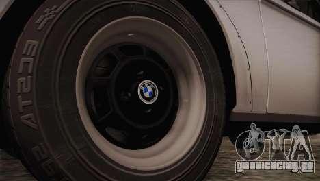 BMW 2002 1973 для GTA San Andreas вид сзади