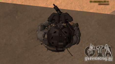 Sgt Keegan P.Russ из Call Of Duty: Ghosts для GTA San Andreas восьмой скриншот