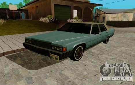 Emperor GTA 5 для GTA San Andreas