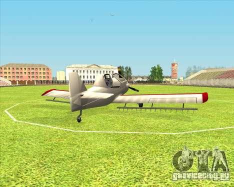 CD-38 mod.LP для GTA San Andreas вид слева