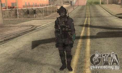 Custom из CoD:Ghost для GTA San Andreas второй скриншот