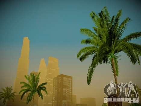 ENBSeries для слабых пк v3.0 для GTA San Andreas шестой скриншот
