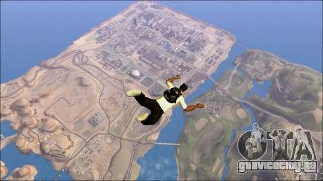 Distance View Mod для GTA San Andreas второй скриншот