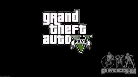 Экраны загрузки в стиле GTA 5 для GTA San Andreas