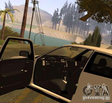 ВАЗ 2112 GVR Version 1.1 для GTA San Andreas вид справа