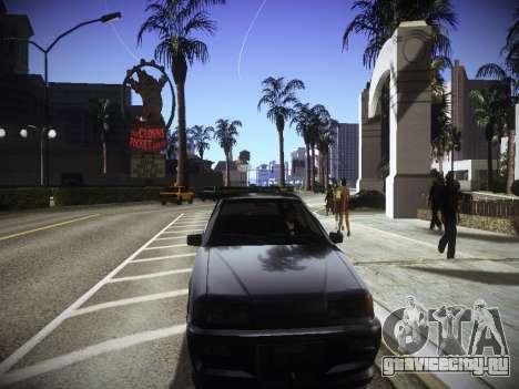 ENBseries для слабых ПК v2.0 для GTA San Andreas четвёртый скриншот