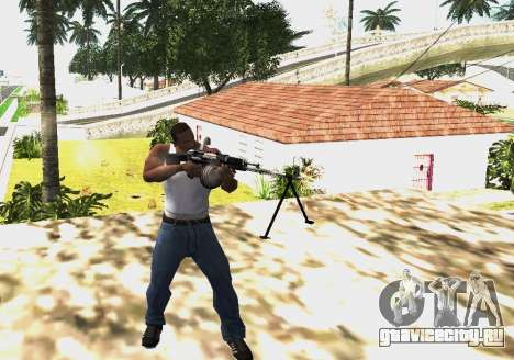 РПК-203 для GTA San Andreas второй скриншот