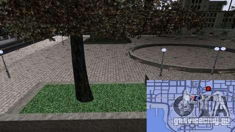 Новый парк для GTA San Andreas шестой скриншот