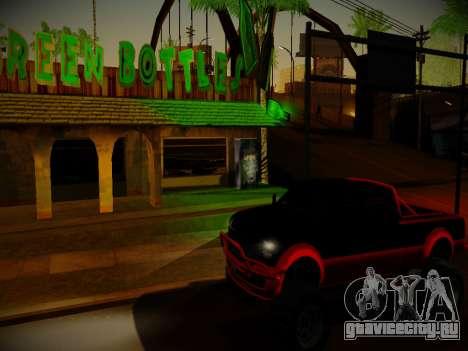 ENBSeries для слабых пк v3.0 для GTA San Andreas третий скриншот