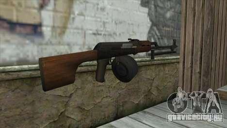 RPK Machine Gun для GTA San Andreas второй скриншот