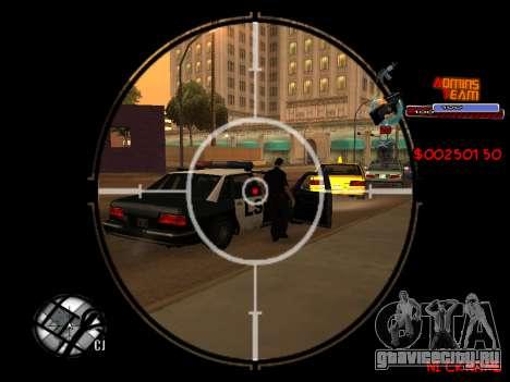 C-HUD Admins Team для GTA San Andreas шестой скриншот