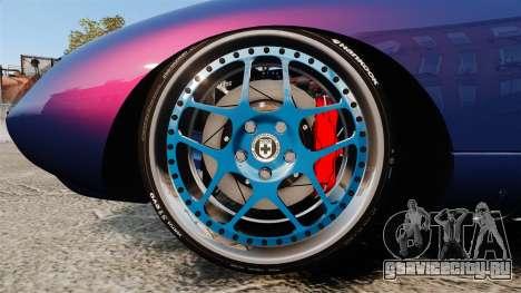 Shelby Cobra Daytona Coupe для GTA 4