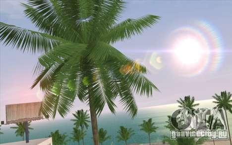 IMFX Lensflare v2 для GTA San Andreas четвёртый скриншот