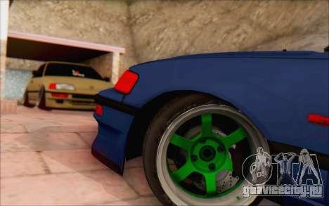 Honda CRX Türkiye для GTA San Andreas