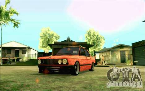 BMW M5 E28 RatStyle для GTA San Andreas