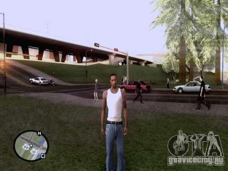 Новая карта в HD для GTA San Andreas четвёртый скриншот