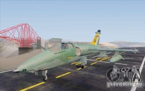 A-1M AMX для GTA San Andreas