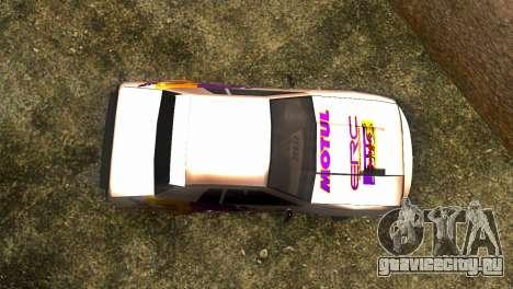 Elegy JIC Magic для GTA San Andreas вид справа
