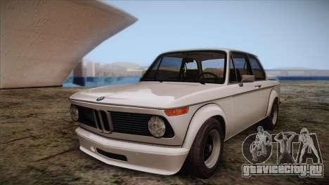 BMW 2002 1973 для GTA San Andreas