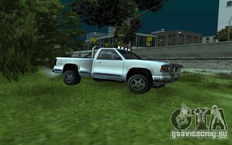 Yosemite Hunter для GTA San Andreas