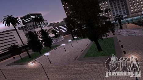 Новый парк для GTA San Andreas второй скриншот