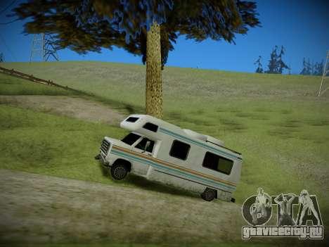 Journey mod: Special Edition для GTA San Andreas четвёртый скриншот