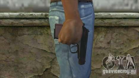 Makarov Pistol для GTA San Andreas третий скриншот