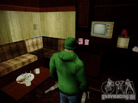 Journey mod by andre500 для GTA San Andreas пятый скриншот