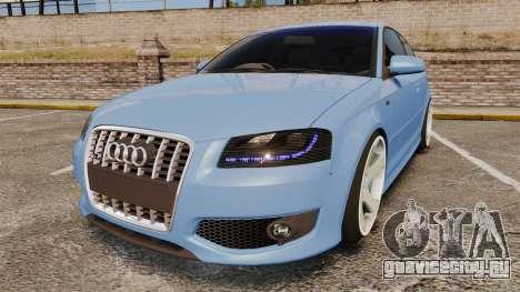 Audi S3 EmreAKIN Edition для GTA 4