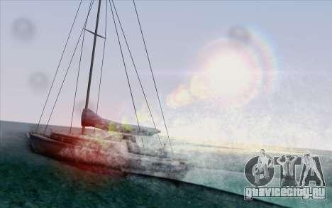 IMFX Lensflare v2 для GTA San Andreas девятый скриншот