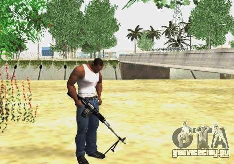 РПК-203 для GTA San Andreas третий скриншот