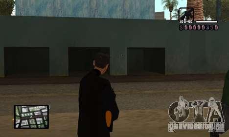 C-HUD by Miller для GTA San Andreas второй скриншот