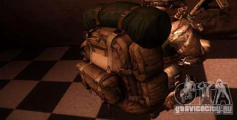 Рюкзак из MОH Warfighter для GTA San Andreas пятый скриншот