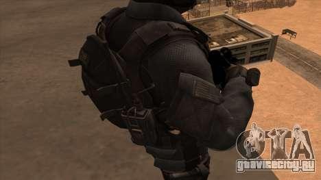 Sgt Keegan P.Russ из Call Of Duty: Ghosts для GTA San Andreas шестой скриншот