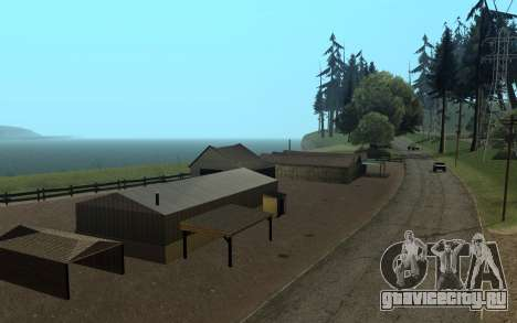 RoSA Project v1.4 Countryside SF для GTA San Andreas третий скриншот