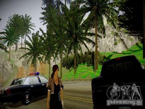 New Vinewood Realistic v2.0 для GTA San Andreas четвёртый скриншот