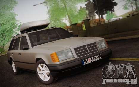 Mercedes-Benz E-Class W124 Kombi для GTA San Andreas