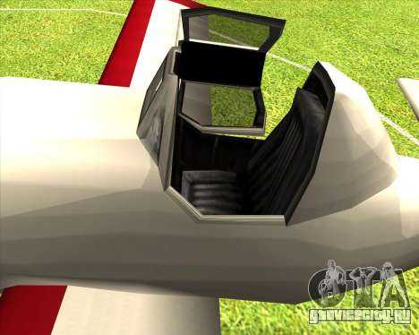 CD-38 mod.LP для GTA San Andreas вид сзади