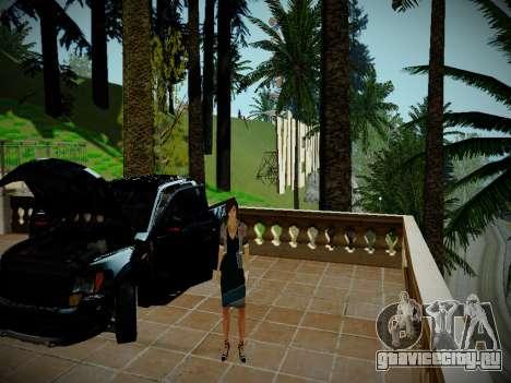 New Vinewood Realistic v2.0 для GTA San Andreas пятый скриншот