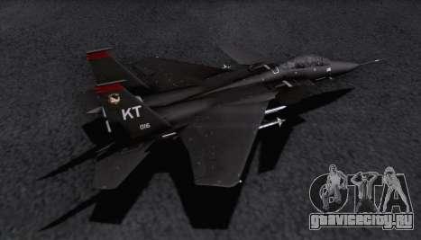 F-15S для GTA San Andreas вид справа