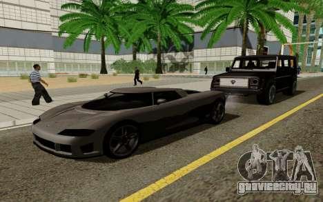 GTA 5 Overflod Entity XF для GTA San Andreas