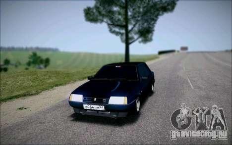 ВАЗ 21099 Бандитка для GTA San Andreas