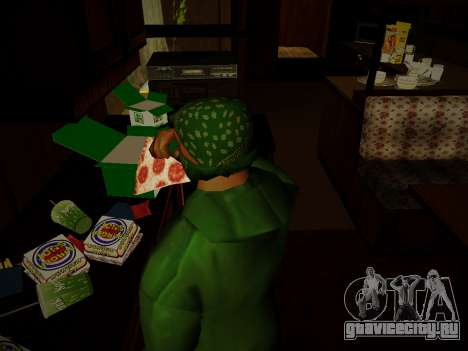 Journey mod: Special Edition для GTA San Andreas девятый скриншот