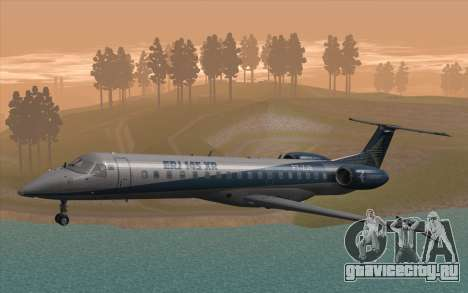 Embraer 145 Xp для GTA San Andreas