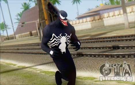 Venom из игры Marvel Heroes для GTA San Andreas