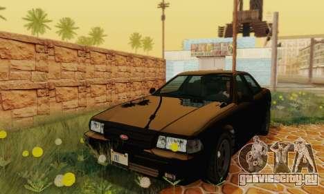 Vapid Stanier II 1.0 для GTA San Andreas двигатель