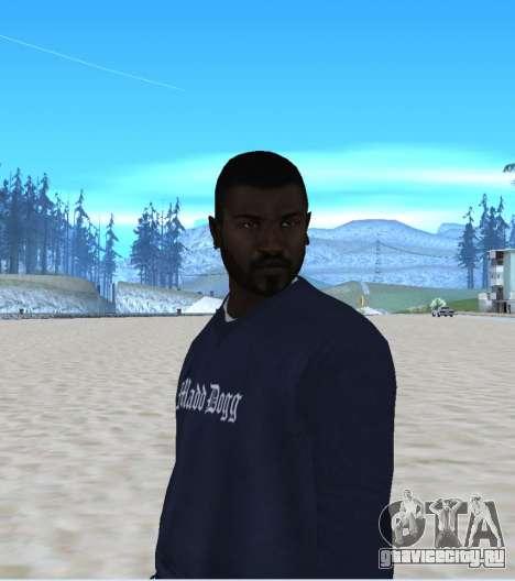 New Maddogg для GTA San Andreas третий скриншот