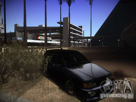 ENBseries для слабых ПК v2.0 для GTA San Andreas пятый скриншот