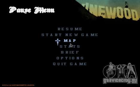 C-HUD by Pro для GTA San Andreas третий скриншот