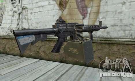M4 Gunner для GTA San Andreas второй скриншот
